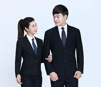 天津时尚白领职业装
