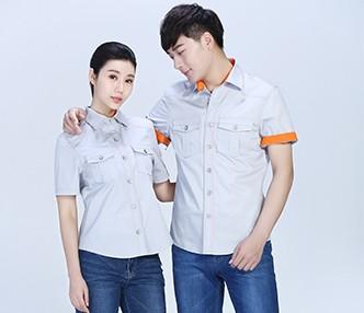天津超市工衣图片